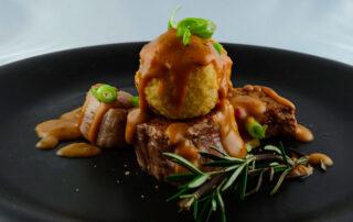 solomillo con salsa de trufas- Carnicería Sergio y Julio