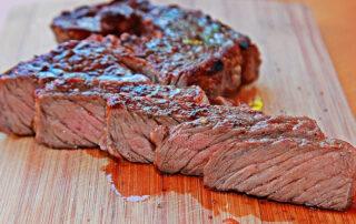 receta de entraña de ternera con gremolata - Carnicería Sergio y Julio